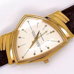 Other - Men's Hamilton Ventura 6108 quartz wristwatch
